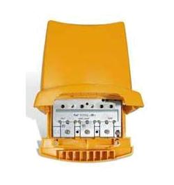 AMPLIFICADOR MASTRO B.L. ALTO GANHO - 1E/1S BI/FM/BIII/UHF TELEVES