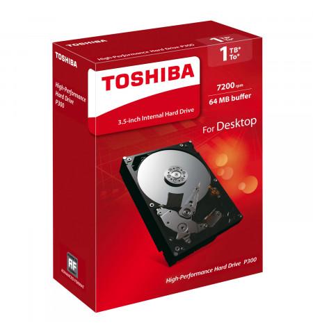 """Toshiba Disco Interno 3.5"""" 1TB P300 - HDWD110EZSTA"""