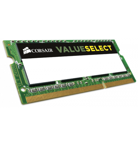 Corsair 4GB DDR3 1333Mhz PC3-10600 CL9 (CMSO4GX3M1C1333C9)