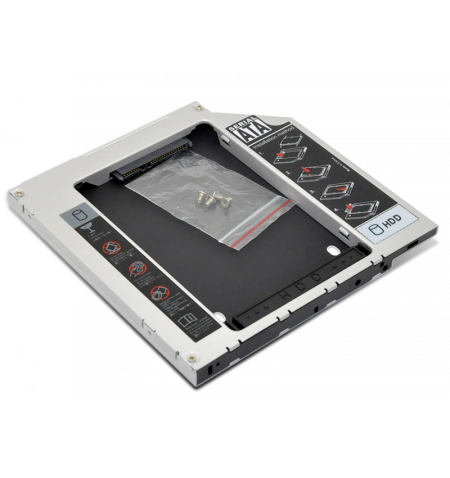 1Life 12.7mm Universal Second HDD Caddy - Levante já em loja
