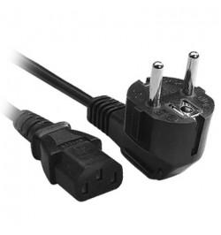 1Life cabo alimentaçăo IEC 60320-C14 3pin 1.2m
