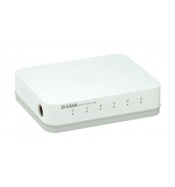 Switch D-Link GO-SW-5G (Levante já em loja)