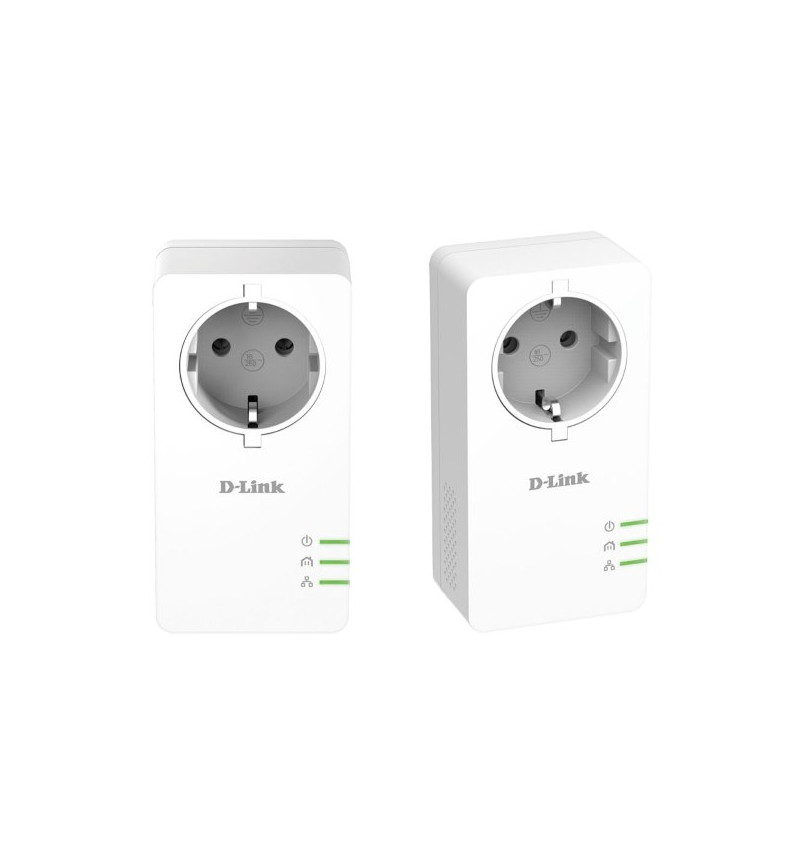 D-Link PowerLine AV2 1000 HD Gigabit Passthrough Kit