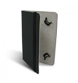 "Capa Tablet Leotec 9"" tipo livro Preta"