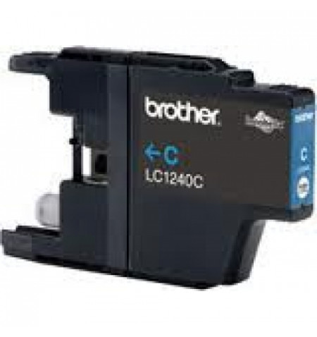 Tinteiro Brother Compatível LC1220 / LC1240C Azul