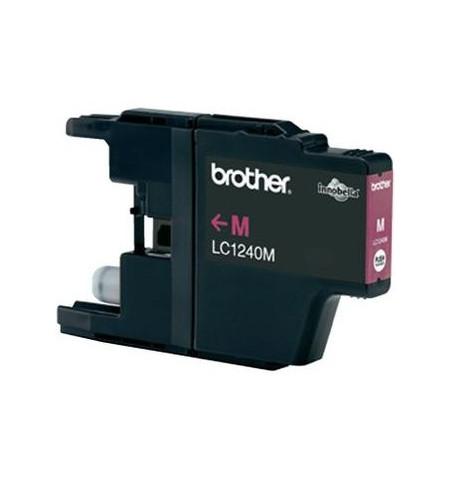 Tinteiro Brother Compatível LC1220 / LC1240M Magenta - 22037 - Levante já em Loja