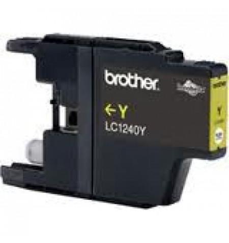 Tinteiro Brother Compatível LC1220 / LC1240Y Amarelo - Levante já em loja