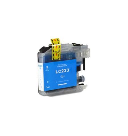 Tinteiro Brother Compatível LC223 XL Azul - Levante já em loja