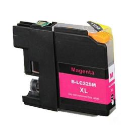 Tinteiro Brother Compatível LC225 XL Magenta