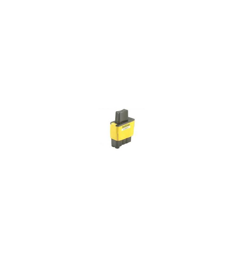 Tinteiro Compatível Brother LC900Y / LC950Y Amarelo