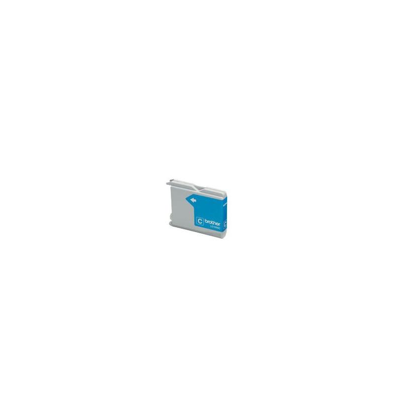 Tinteiro Compatível Brother LC970C / LC1000C Azul
