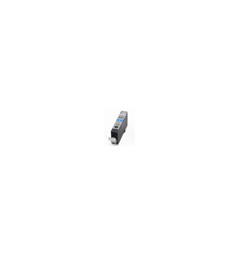 Tinteiro Canon Compatível CLI-521C azul