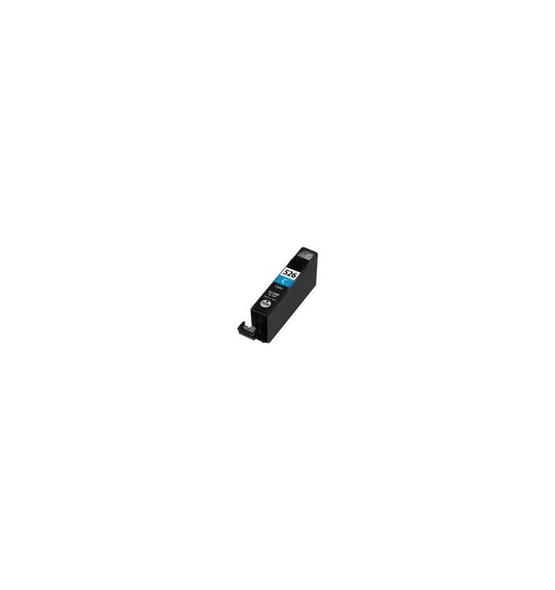 Tinteiro Canon Compatível CLI-526C Azul