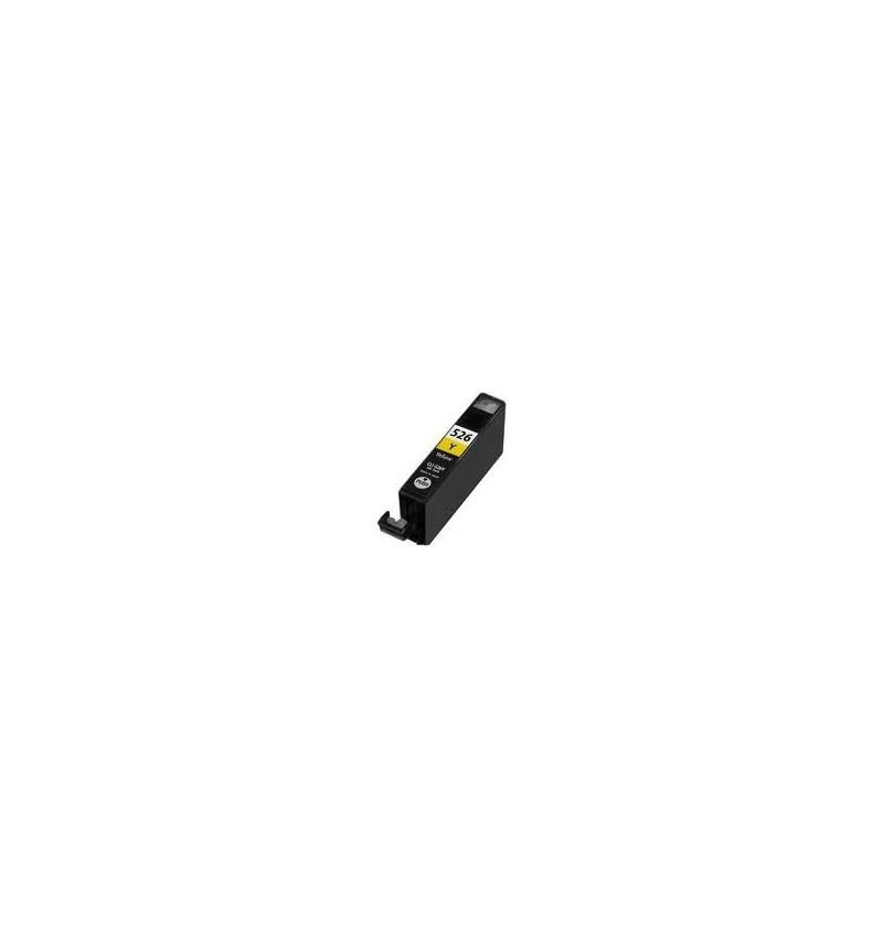 Tinteiro Canon Compatível CLI-526Y Amarelo