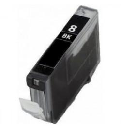 Tinteiro Canon Compatível CLI-8BK Preto
