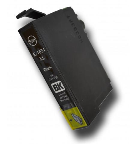 Tinteiro Compatível Epson 16 XL T1631 Preto
