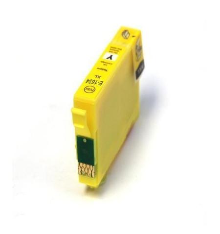 Tinteiro Compatível Epson 16 XL, T1634 Amarelo - Levante já em loja