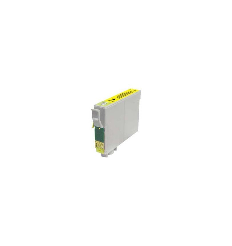 Tinteiro Compatível Epson 18 XL, T1814 amarelo