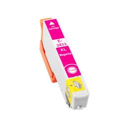 Tinteiro Compatível Epson 24 XL, T2433 magenta