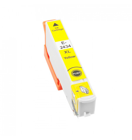 Tinteiro Epson Compatível 24 XL, T2434 amarelo