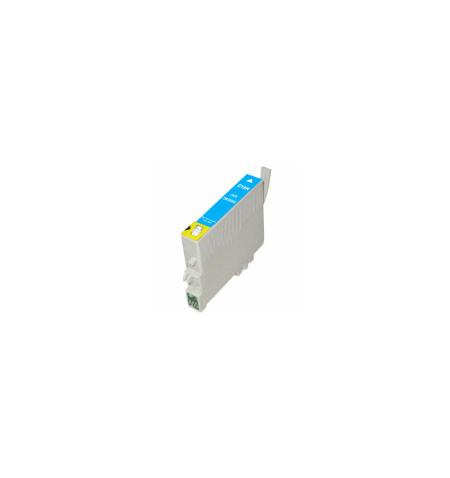 Tinteiro Epson Compatível T0712 / T0892 - Azul