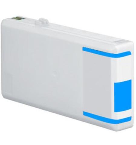 Tinteiro Epson Compatível T7012 / T7022 / T7032 - Azul
