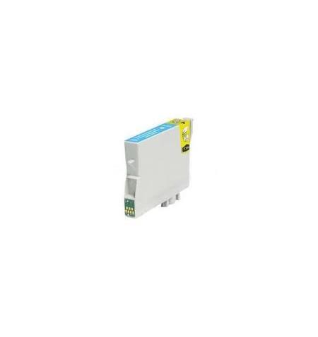 Tinteiro Epson Compatível T0805 / T0795 - Azul Claro