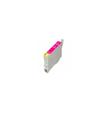 Tinteiro Epson Compatível T0806 / T0796 - Magenta Claro