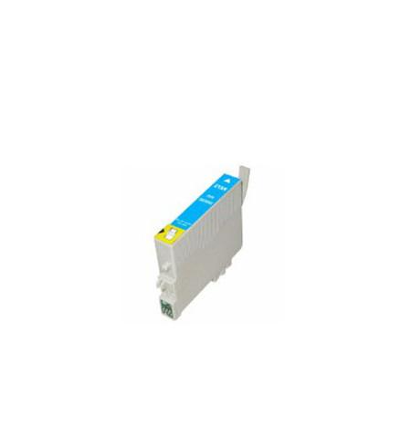 Tinteiro Epson Compatível T1002 - Azul