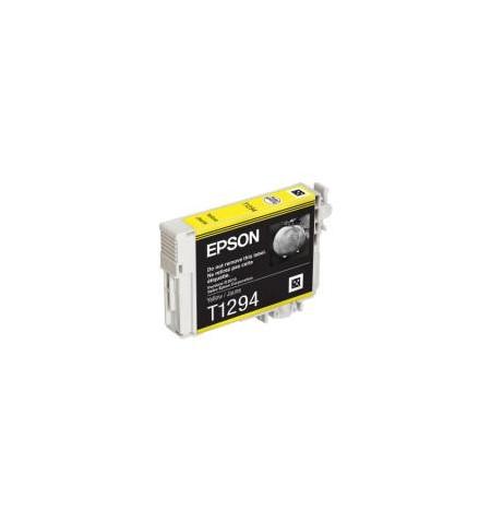Tinteiro Epson Compatível T1294 - Amarelo - Levante já em loja
