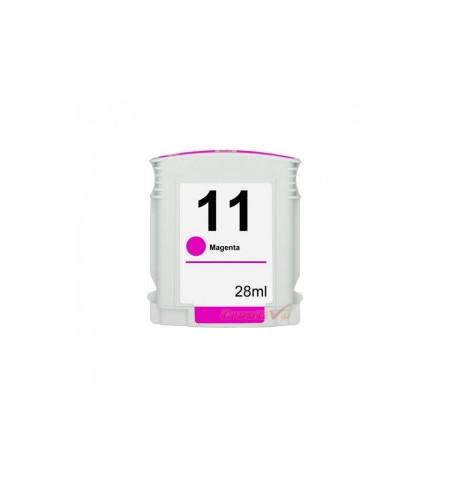 Tinteiro HP 11 Compatível (C4837A) magenta