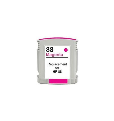 Tinteiro HP 88 Magenta Compatível (C9392AE)