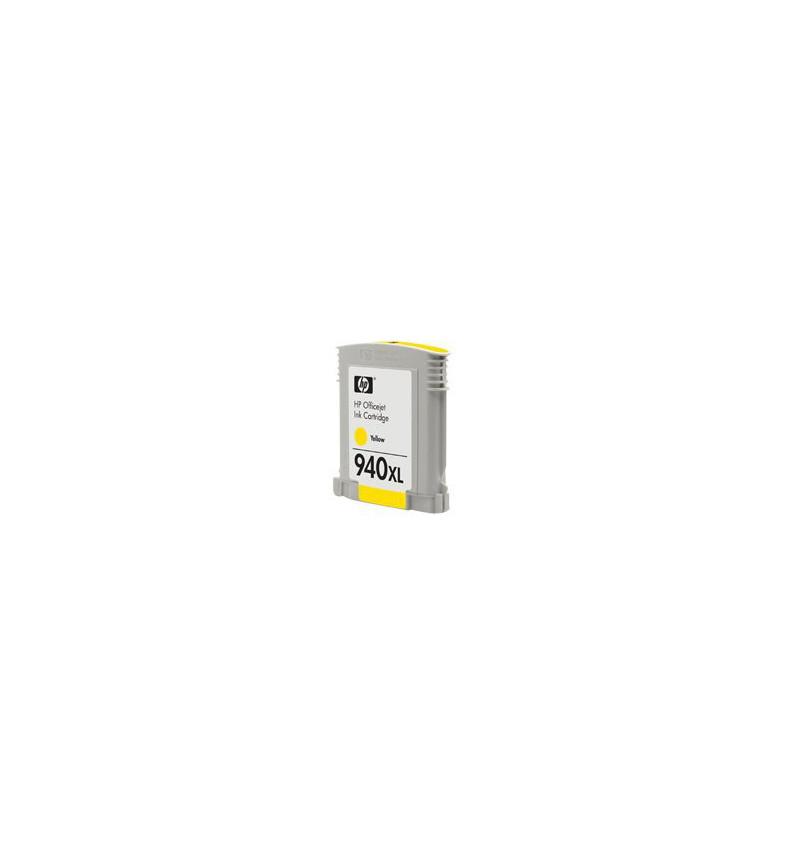 Tinteiro HP 940XL Amarelo Compatível (S/Chip)