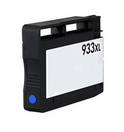 Tinteiro HP Compatível 933 XL azul (CN054AE)
