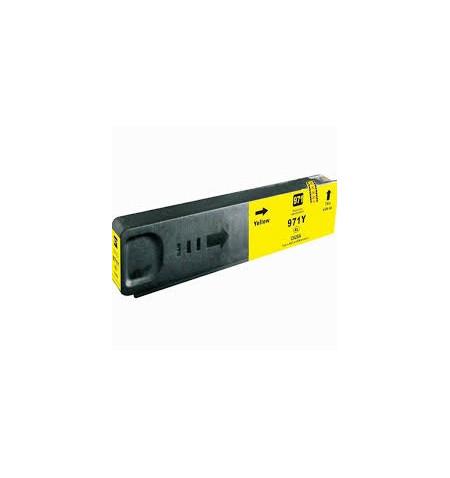 Tinteiro HP Compatível 971XL Amarelo (CN628AE)