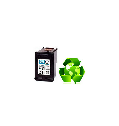 Tinteiro HP Reciclado N 21 XL preto (C9351CE)