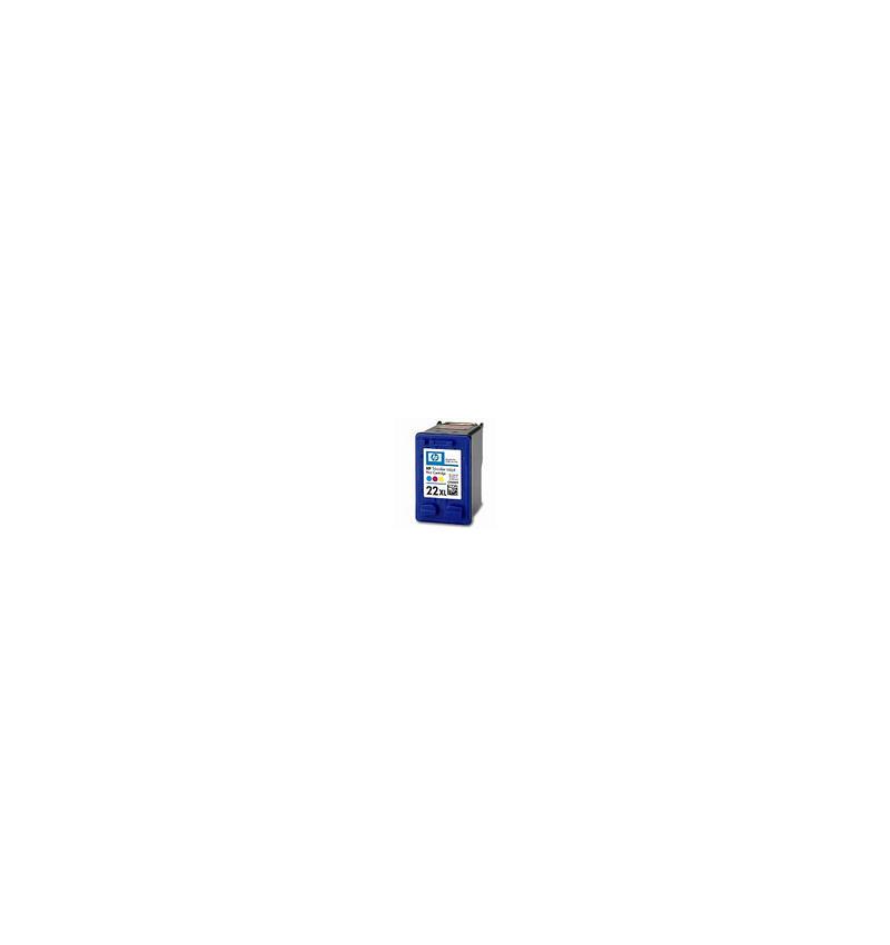 Tinteiro HP Reciclado N 22 XL tricolor (C9352CE)