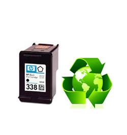 Tinteiro HP Reciclado N 338 preto (C8765EE)