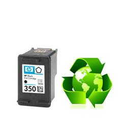 Tinteiro HP Reciclado N 350 XL preto (CB336EE)