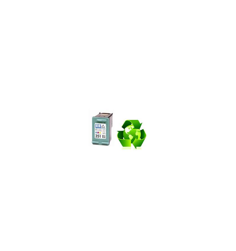 Tinteiro HP Reciclado N 351 XL tricolor (CB338EE)