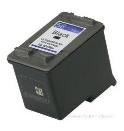 Tinteiro HP Reciclado N 56 preto (C6656AE)