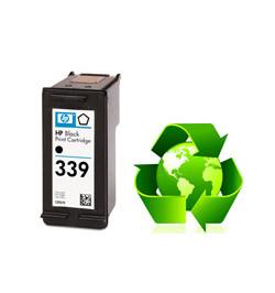 Tinteiro HP Reciclado Preto N 339 (C8767EE)