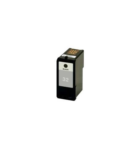 Tinteiro Lexmark Compatível N 32 Preto