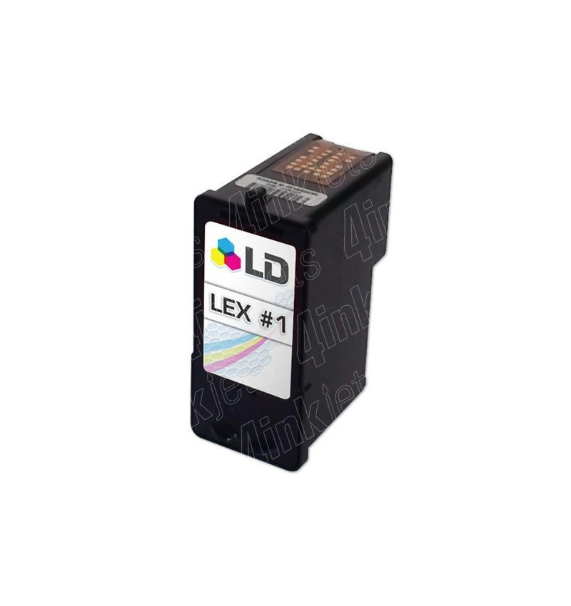 Tinteiro Lexmark Reciclado Nº 1 (18C0781)