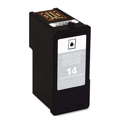 Tinteiro Reciclado Lexmark 14 Preto (18C2090E)