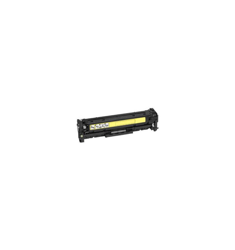 Toner Canon Compatível 718 Amarelo (532a)