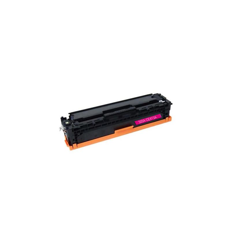 Toner 305A HP Compatível (CE413A) magenta