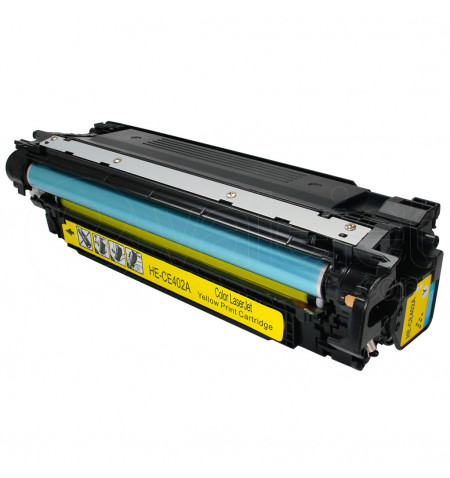 Toner 507A HP Compatível CE402A