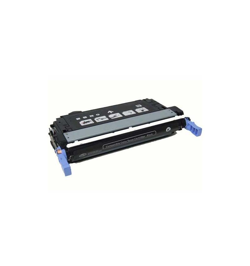 Toner 642A HP Compatível (CB400A) Preto