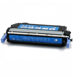 Toner 642A HP Compatível (CB401A) Azul